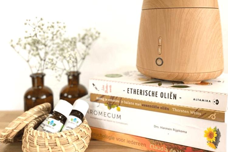 Boeken over aromatherapie - PURE by ME